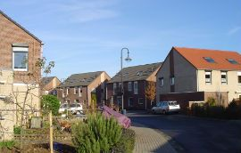 Preiswerter Wohnungsbau