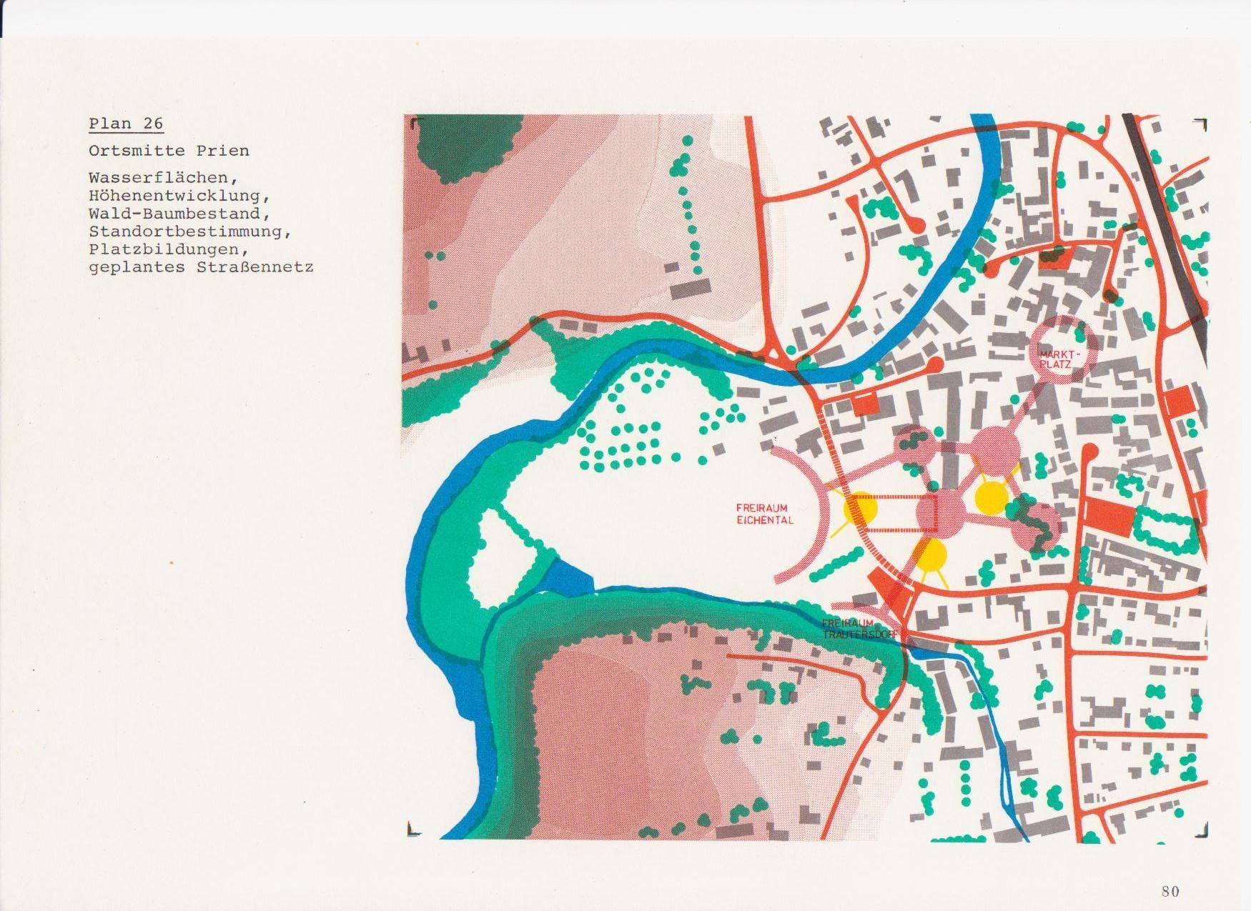 Städtebauliche Integration von Kureinrichtungen