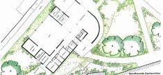 Neubau einer Sporthalle mit Vereinsheim in Aachen